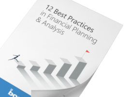 12 Best Practices in Financial Planning and Analysis