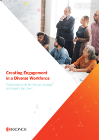 Creating Engagement in a Diverse Workforce