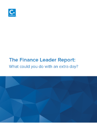 The Finance Leader Report: What could you do with an extra day?