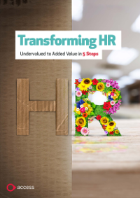 Transforming HR: Undervalued to Added Value in 5 Steps