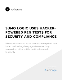Sumo Logic Uses Hacker-Powered Pen Tests For Security And Compliance
