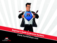 Beginner's Guide to Reverse Auctions