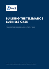 Building the Telematics Business Case