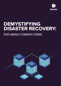 Demystifying Disaster Recovery: Explaining Common Terms