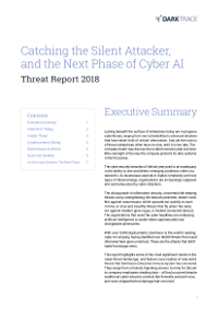 Can you catch the silent attacker in your organisation?