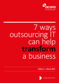 7 Ways Outsourcing IT Can Help Transform a Business
