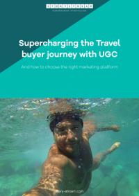 Supercharging the Travel Buyer Journey with UGC