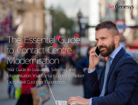The Essential Guide to Contact Centre Modernisation