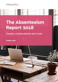 The Absenteeism Report 2018