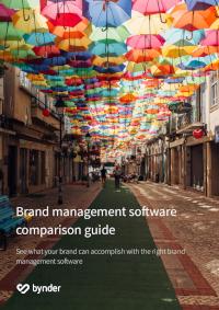 Brand Management Software Comparison Guide