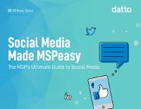 Social Media Made MSPeasy