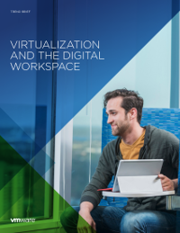 Virtualisation and the Digital Workspace