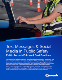 Best Practices for Text Messaging & Social Media in Public Sector