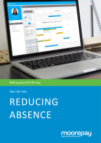 Ten Top Tips for Reducing Absence