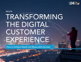 Transforming the Digital Customer Experience