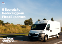 9 Secrets to Reducing your Fleet Expenses