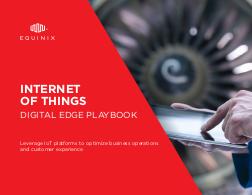Internet of Things Digital Edge Playbook