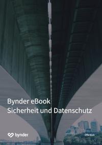 Bynder eBook: Sicherheit und Datenschutz