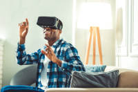 7 Ways Brands Can Benefit from Virtual Reality? [Infographic]