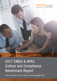 The 2017 Culture & Compliance Benchmark Report