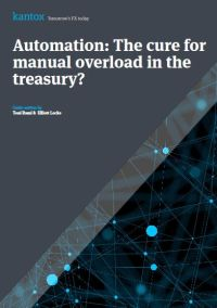 Automation: The Cure for Manual Overload in the Treasury?