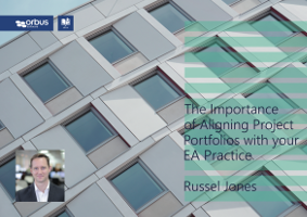 The Importance of Aligning Project Portfolios with your EA Practice