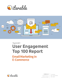 User Engagement Top 100 Report: Email Marketing in E-Commerce
