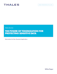 The Power of Tokenization for Protecting Sensitive Data