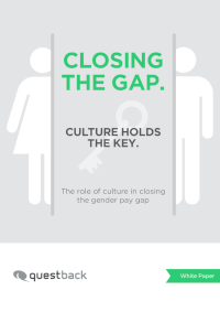 Closing The Gap: The Role of Culture in Closing the Gender Pay Gap [Whitepaper]