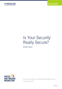 Is your security really secure?