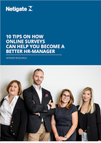 10 Tips on How Online Surveys Can Help You Become A Better HR-Manager