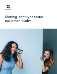 Sharing Identity to Foster Customer Loyalty