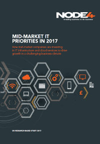 Mid-Market IT Priorities in 2017