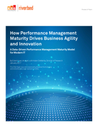 How Performance Management Maturity Drives Business Agility and Innovation: An ESG Strategy Report