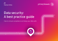 Data Security: A Best Practice Guide