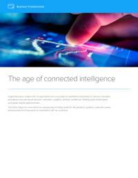 Business Transformation: The Age of Networked Intelligence – how to thrive in an age of disruption