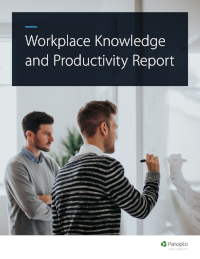 Workplace Knowledge and Productivity Report