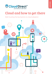 Myth Busting the Key Barriers to Cloud Adoption