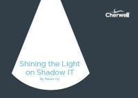 Shining the Light on Shadow IT