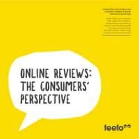 Online Reviews: The Consumers' Perspective