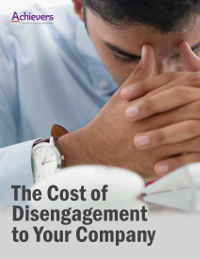 The Cost of Disengagement to Your Company