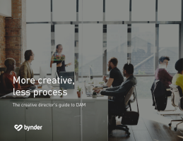 More Creative, Less Process: The Creative Director's Guide to DAM