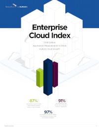 Enterprise Cloud Index: 2018 Edition