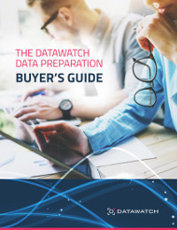 The Data Preparation Buyer's Guide