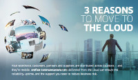 3 Reasons to Move to the Cloud [Infographic]