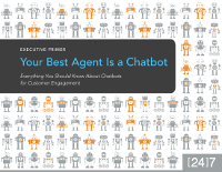 Your Best Agent Is a Chatbot