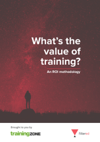 What's the Value of Training? An ROI Methodology