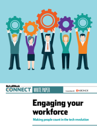 Engaging Your Workforce: Making People Count in the Tech Revolution