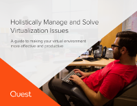 Holistisches Managen und Lösen von Virtualisierungsproblemen