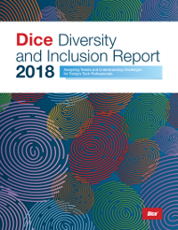 Dice Diversity and Inclusion Report 2018